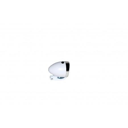 Lampa przednia z bateriami 3 LED biała