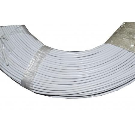 Pańcerz linki 5mm biała 500m/rolka