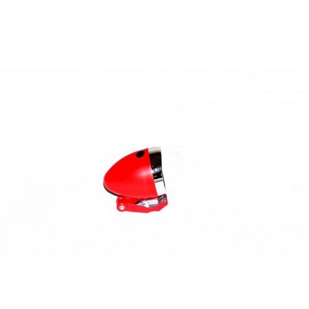 Lampa przednia z bateriami 3 led czerwona